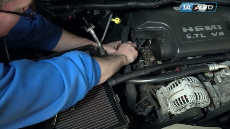 How to Replace a Defective Spark Plug Wires on Dodge Ram