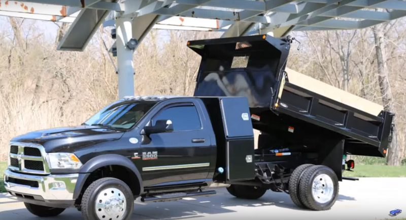 2019 Dodge Ram 5500 Has Unbeatable Hauling And Towing