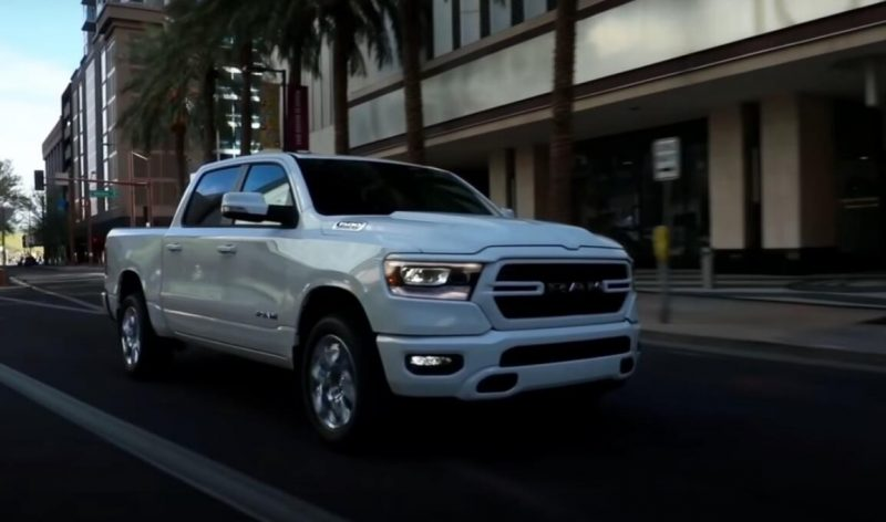 2019 Dodge Ram 1500 Limited EcoDiesel