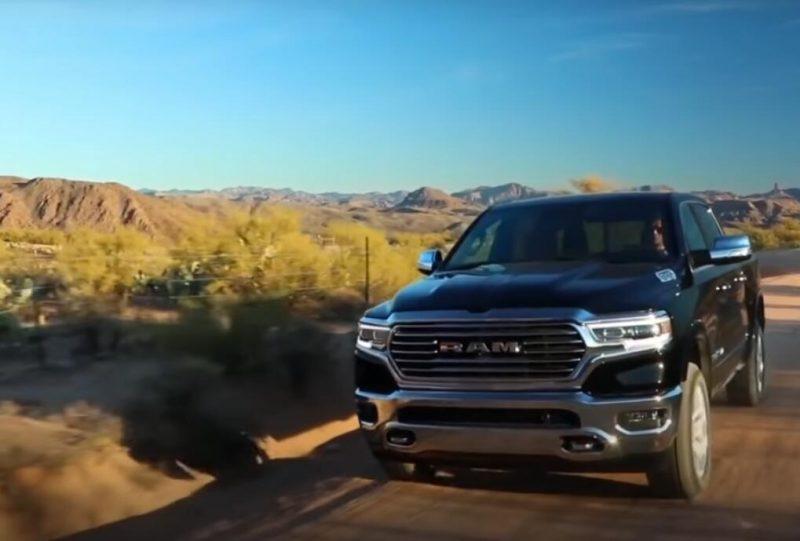 2019 Dodge Ram 1500 Limited EcoDiesel